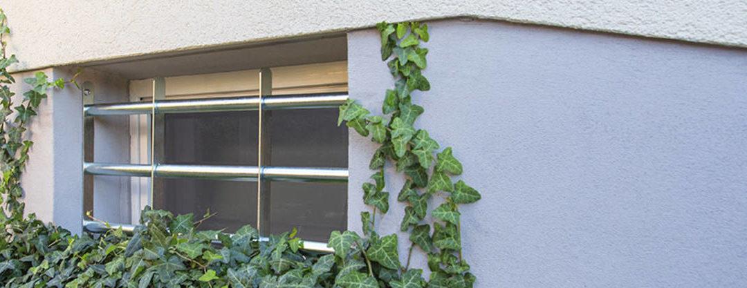Fenstergitter – sichern Sie Ihre Keller- und Erdgeschossfenster!